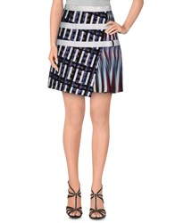 Peter Pilotto Skirts Knee Length Skirts Women White