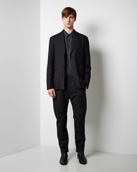 Christophe Lemaire Soft Jacket Black