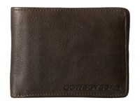 Cowboysbelt Manteno Anthracite Bags Pewter