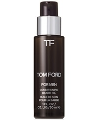 Tom Ford Oud Wood Conditioning Beard Oil 1 Oz
