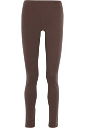 Missoni Wool Skinny Pants Brown