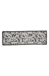 St. John Women's Collection Abstract Floral Print Scarf