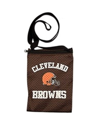 Little Earth Cleveland Browns Gameday Crossbody Bag Team Color
