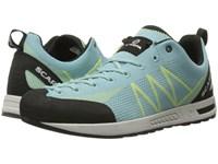 Scarpa Iguana Ice Fall Rio Women's Shoes Blue