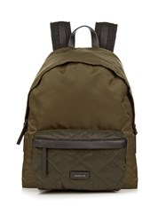 Moncler Romeo Quilted Pocket Nylon Backpack