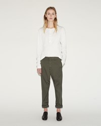 Hope News Trouser Green