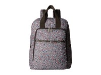 Le Sport Sac Baby Utility Backpack Bubble Star Backpack Bags Gray