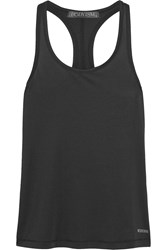 Bodyism Daniella Racer Back Stretch Jersey Tank Black
