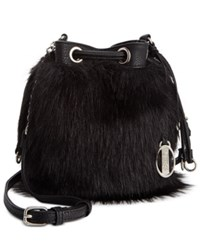 Carlos By Carlos Santana Asher Draw Crossbody Black