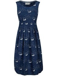 Seasalt Gylly Dress Catch Of The Day Marine