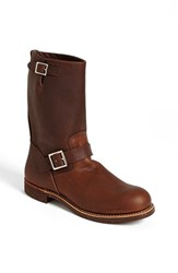 Red Wing Shoes Men's Red Wing 'Engineer' 11 Inch Boot Amber 2991