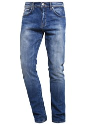 Ltb Louis Slim Fit Jeans Andras Wash Blue Denim