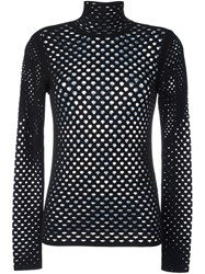 Dorothee Schumacher Turtleneck Sweater Black