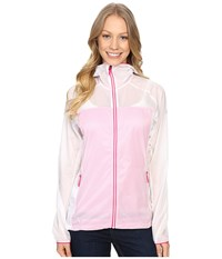 Adidas All Outdoor Mistral Wind Jacket White Women's Coat