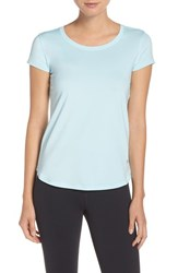 Under Armour Women's 'Fly By' Tee Maui Reflective