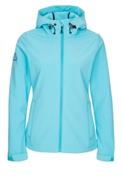 Brunotti Joskos Soft Shell Jacket Water Blue