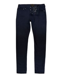 Ted Baker Steve Straight Fit Rinse Wash Jeans Blue