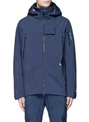 Burton 'Guide' Snowboard Jacket Blue