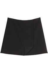 Roland Mouret Coppins Crepe Mini Skirt