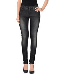 Plein Sud Jeanius Denim Denim Trousers Women