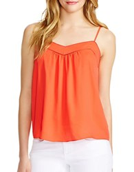 Jessica Simpson Shelby Solid Camisole Poppy Red