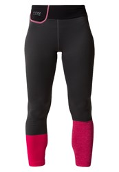 Gore Running Wear Sunlight Lady Tights Raven Brown Jazzy Pink Dark Gray