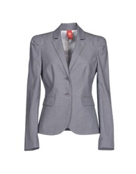 Michelle Windheuser Blazers Grey