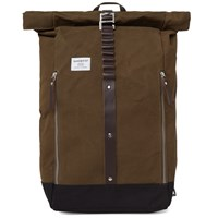 Sandqvist Rolf Backpack Green