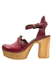 Mjus Florida High Heels Bordo Bordeaux