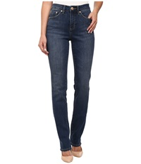 Jag Jeans Sydney High Rise Straight Alpha Denim In Sweet Surrender Sweet Surrender Women's Jeans Blue