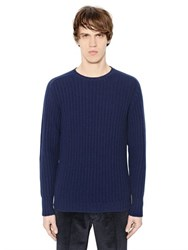 Massimo Piombo Merino Wool And Cashmere Blend Sweater