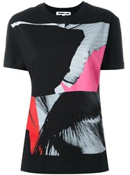 Mcq By Alexander Mcqueen Wing Collage T Shirt Black