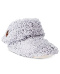 Charter Club Super Soft Bootie Slippers Only At Macy's Classic Gey