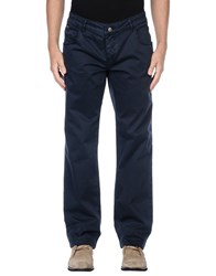 Ice Iceberg Trousers Casual Trousers Men Dark Blue