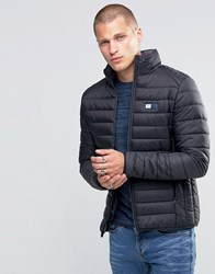 Blend Of America Lightweight Quilted Jacket Black Black