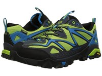Merrell Capra Sport Gore Tex Black Lime Green Men's Lace Up Casual Shoes