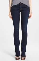 Hudson Jeans 'Beth' Baby Bootcut Jeans Oracle Petite