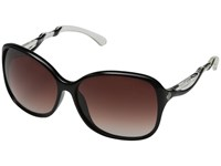 Spy Optic Fiona Black W Clear Happy Merlot Fade Sport Sunglasses