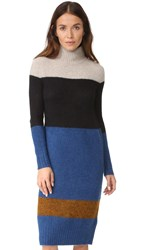 Rag And Bone Britton Sweater Dress Ash