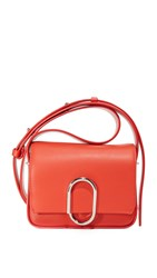 3.1 Phillip Lim Alix Mini Cross Body Bag Cherry