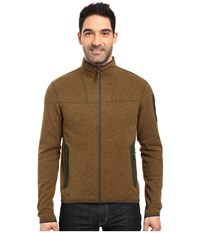 Arc'teryx Covert Cardigan Dark Moss Men's Coat Brown
