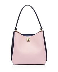 Mcm Medium Milla Hobo Pale Mauve