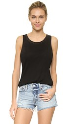 Cotton Citizen The Melbourne Tank Vintage Black