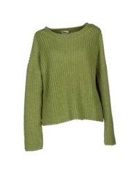 Ekle' Sweaters Light Green