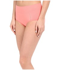 Spanx Lounge Hooray Brief Coral Crush Women's Underwear Pink