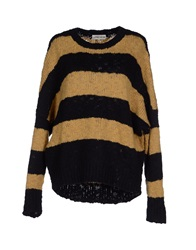 5Preview Sweaters Ocher