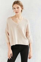 Ecote Scout Pullover Sweater Neutral