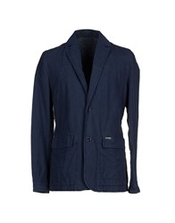 Gianfranco Ferre Gf Ferre' Suits And Jackets Blazers Men Dark Blue