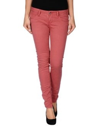 Meltin Pot Denim Pants Brick Red