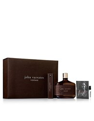 John Varvatos Vintage Eau De Toilette Spray Gift Set